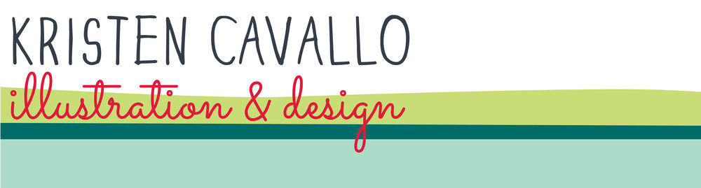 Kristen Cavallo Illustration and Design