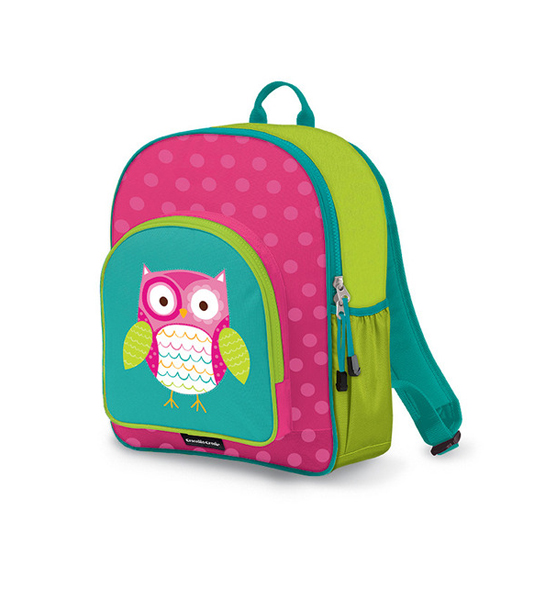 OWL CROCODILE CREEK BACKPACK- BUY IT ON CROCODILE CREEK.COM- CLICK HERE