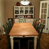 Lisa LaBarbera-Mascote  reviewed  The Browsing Butterfly  —  5 star    December 13, 2016  ·   Sue is great and her work is awesome! She absolutely transformed my dining room table. She is super responsive, has a great turn around time and is.very reasonably priced. It was great working with her.