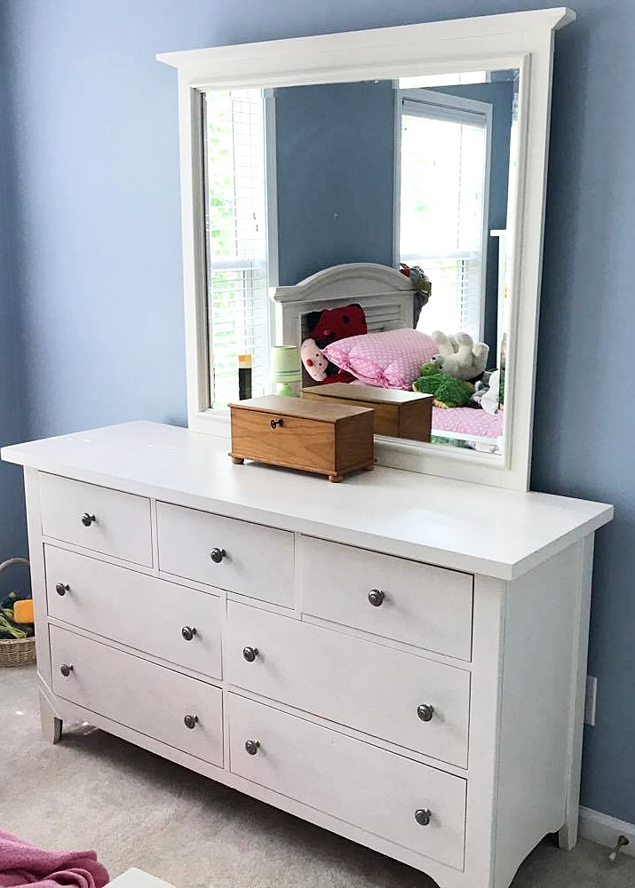 Tracy Savage Taylor  reviewed  The Browsing Butterfly  —  5 star   We have been making over our kids' bedrooms and Sue was recommended to us because I wanted my 90's yellow pine dresser, mirror, night stand, and lingerie chest painted to match her bed, desk, and chair.  16 hrs  ·   Sue did a fantastic job with all the pieces - they look beautiful and match the existing furniture perfectly. The furniture really pops (it is off-white) with my daughter's newly painted room - Sherwin Williams Windy Blue.   I highly recommend Sue to all who'd like their furniture painted.