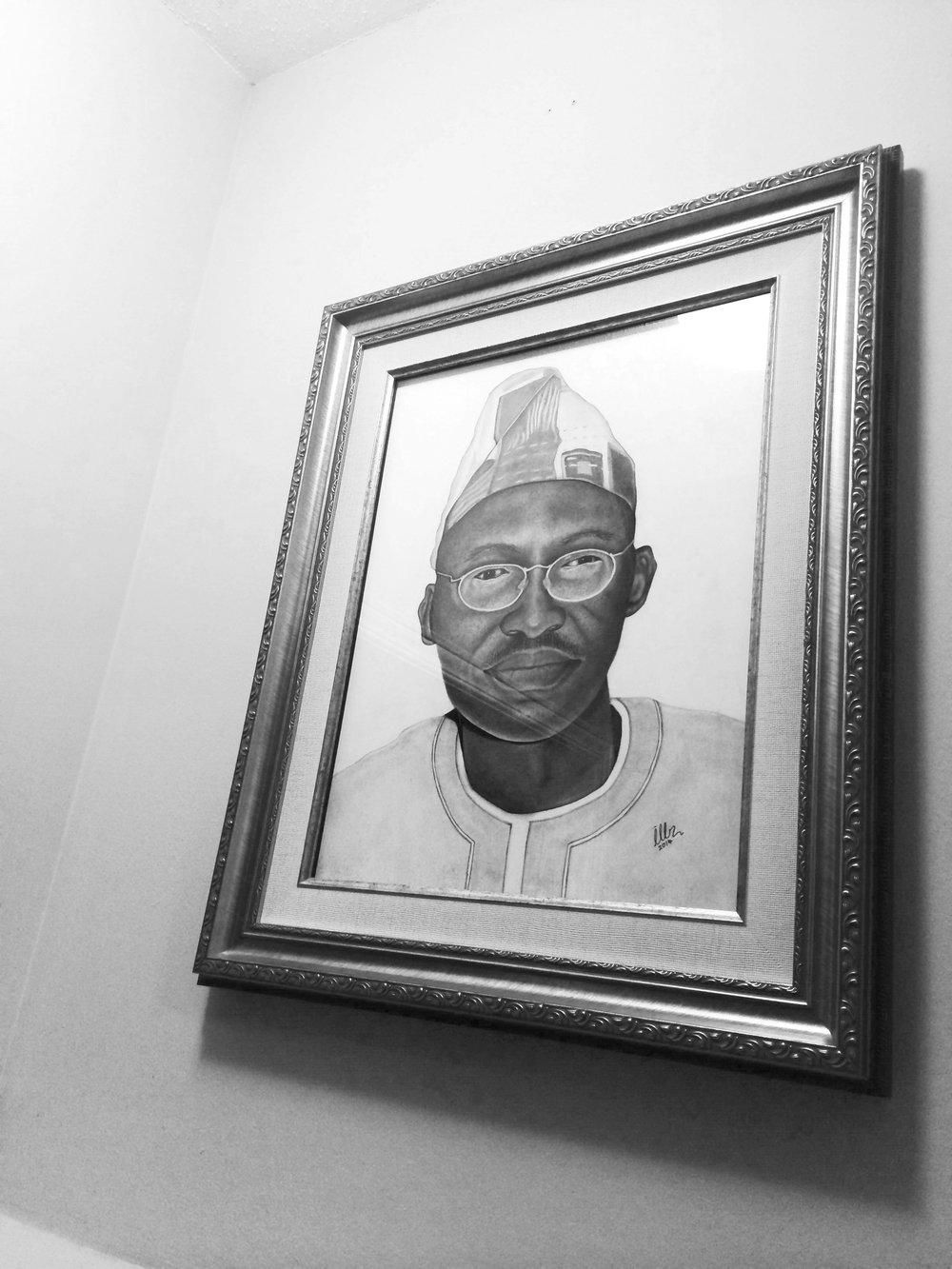 Single Portrait by Morris Ogbowu