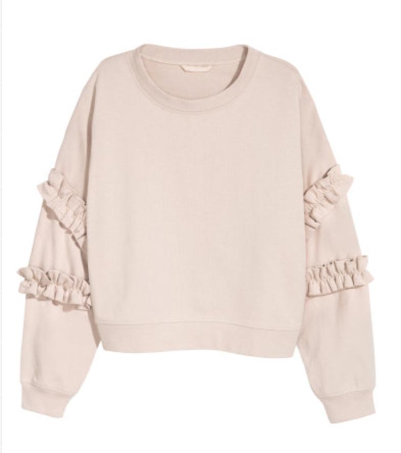 H&M Sweatshirt $39.99