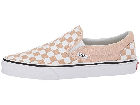 Vans Classic Slip-On - Classic Vans are super popular right now, but I had not seen a nude version of these slip ons!! I think I need them.