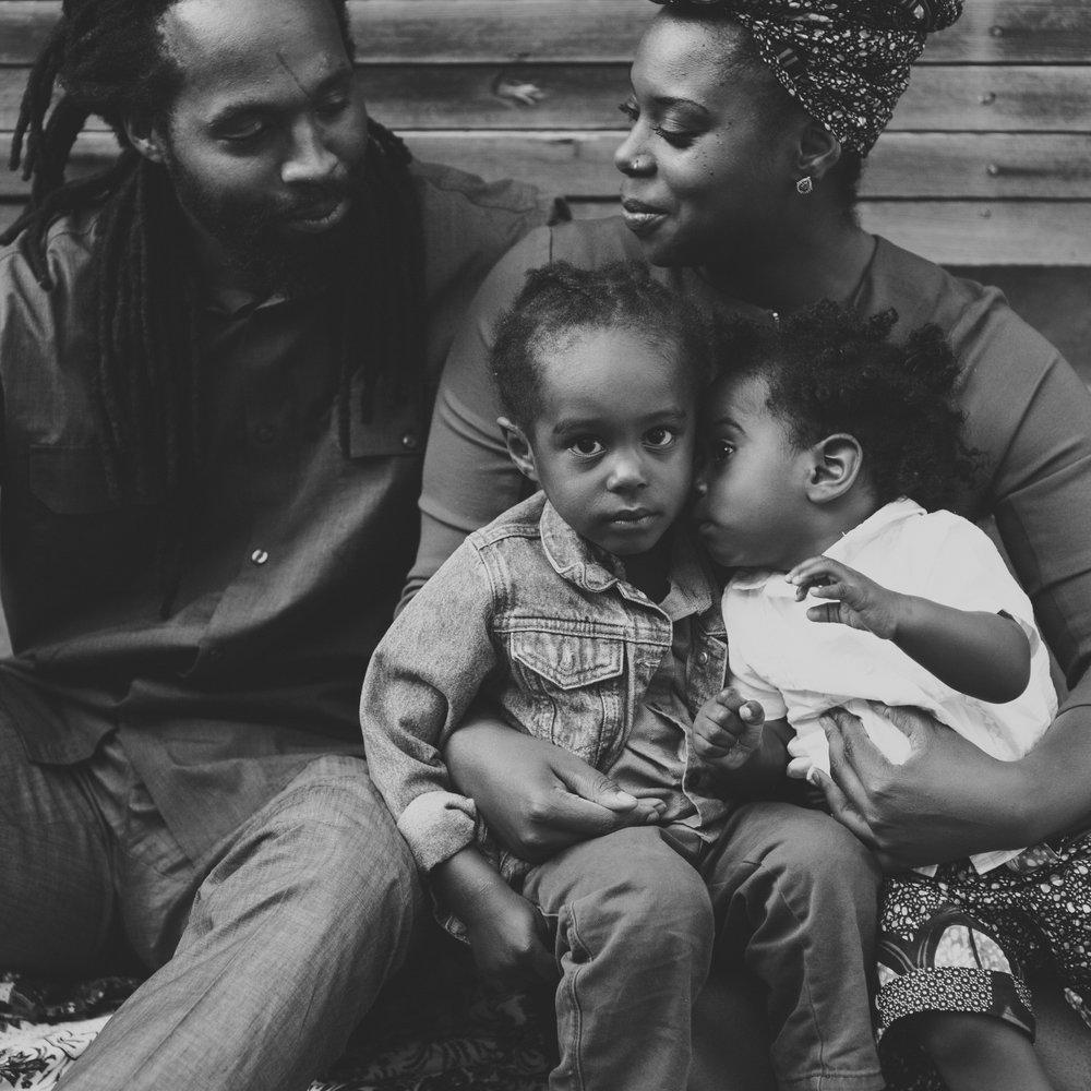 Sherwood Family Portrait by Rachel Liu Photography