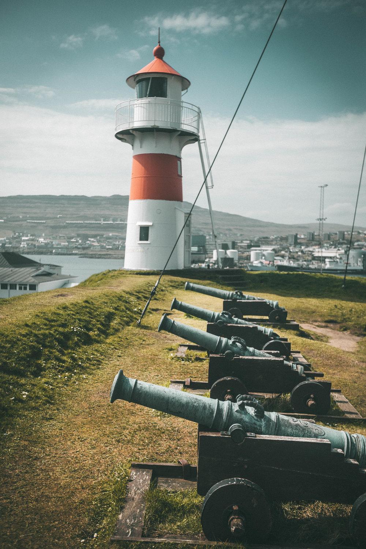old military base in tórshavn