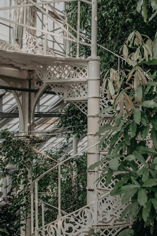 university botanical gardens
