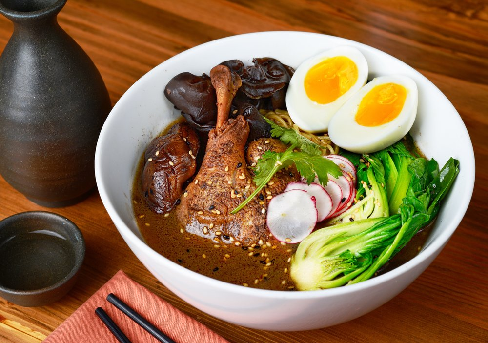 Five Spice Duck Ramen