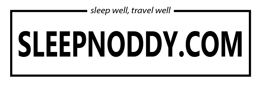 Sleepnoddy | Next Gen Travel Pillow