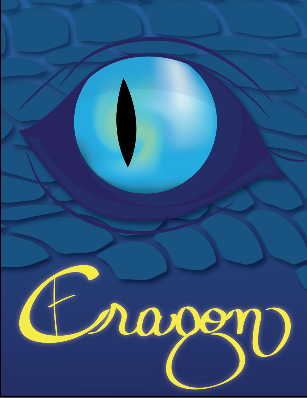 Type and Book Cover made on Adobe Illustrator