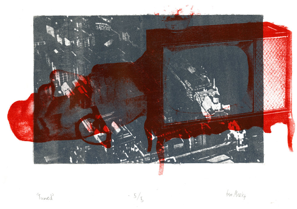 Tuned, Photolithograph
