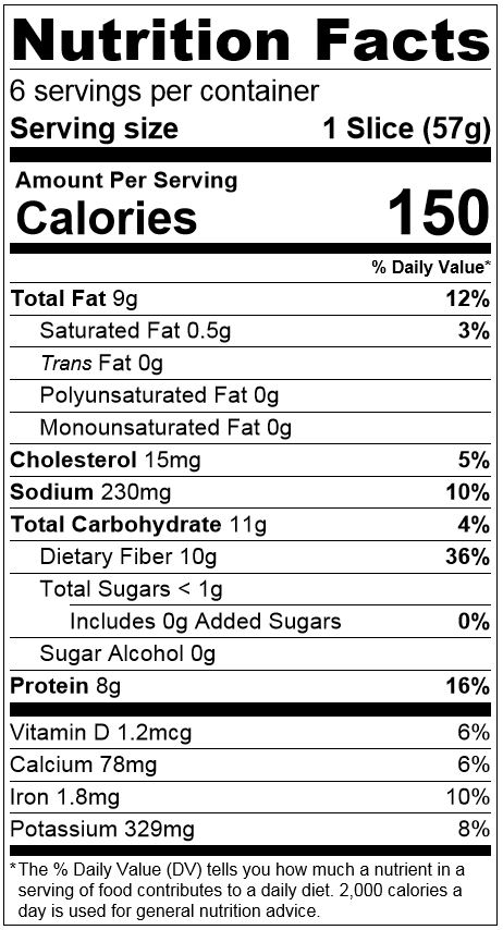 12 pizza crust nutrition label.JPG