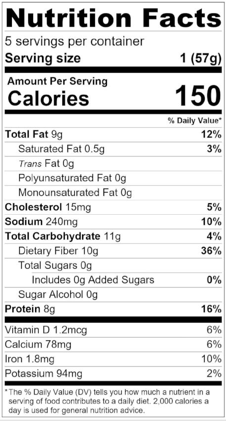 nutriton label flat bread offical.jpg
