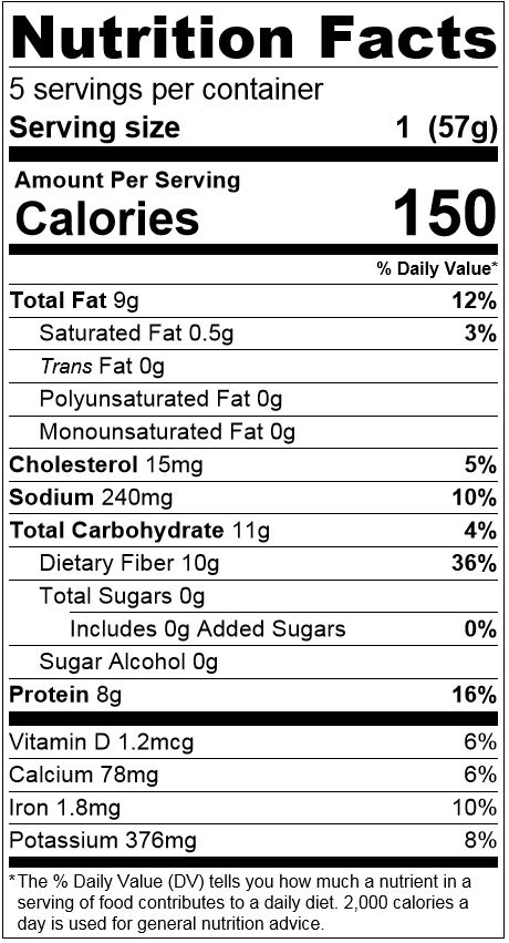 mini crust nutrition label.JPG