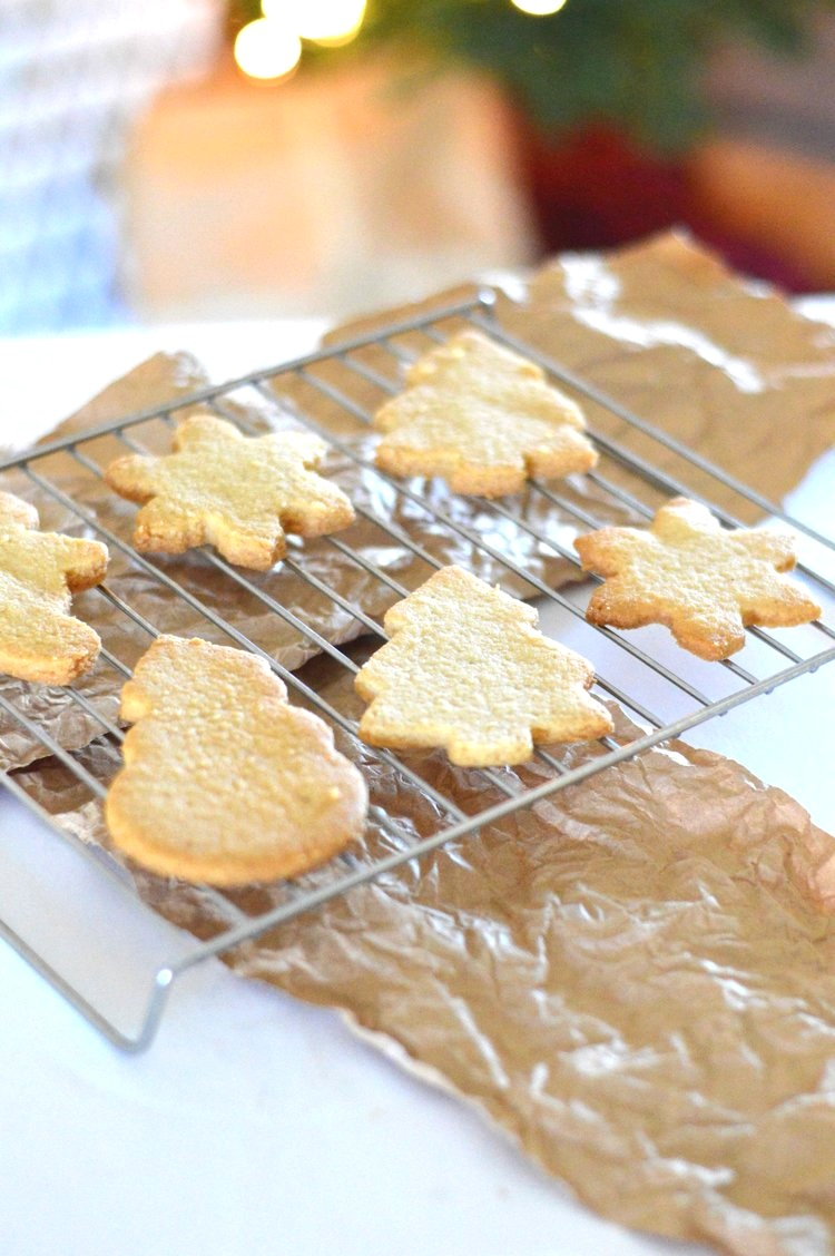 Short Bread Cookies