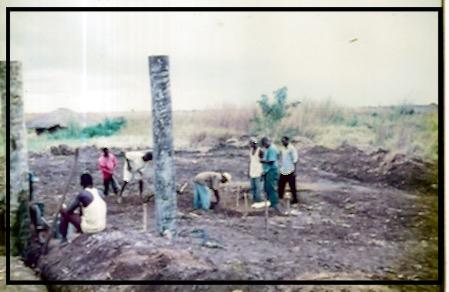 Breaking ground in Marromeu