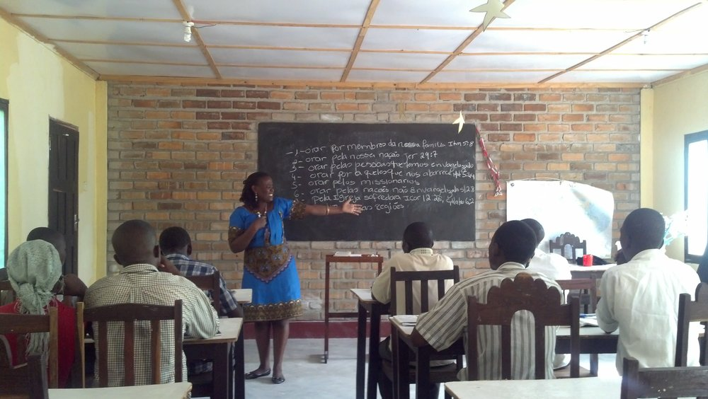 Teaching at Nensa