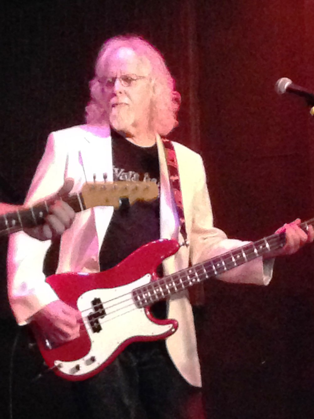 Bill Kavanagh Sitting in on Bass All Day