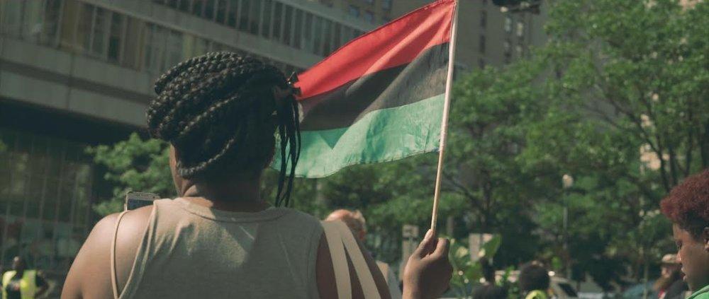 Black Lives Matter - Brittney Chantele highlights Antwon Rose II protest in premier of Black Lives Matter video