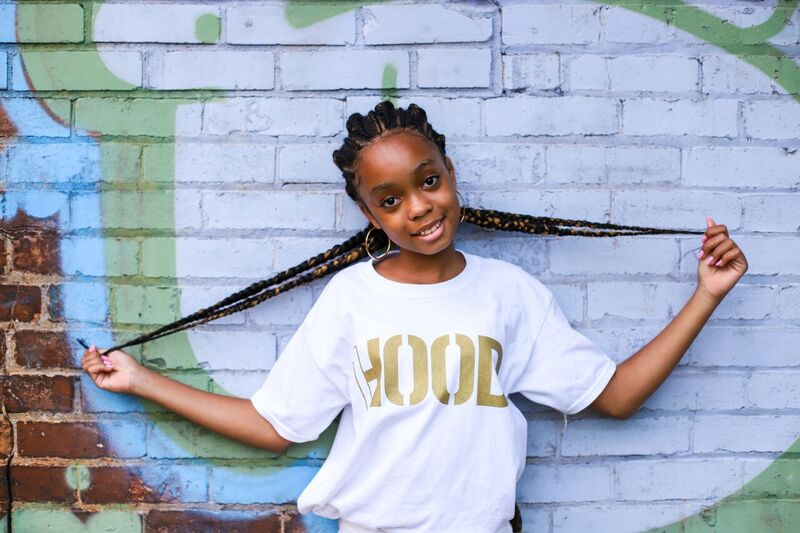 JANNAH JOHARI - Jannah Johari is a singer, actress, and activist. Jannah performs and organizes events on a regular basis with Pittsburgh based artist and activist organization, 1Hood Media. As a participant of 1Hood Media Academy, Jannah annually curates and hosts The Princess Party which focuses on celebrating young Black girls, combating bullying, and building self esteem.Recently, she was awarded financial support from the Heinz Endowments to present this amazing event. As a budding lead actress, Jannah made her cinematic debut starring in Indigo , a film which premiered on WQED focusing on the impact of media imagery on young Black women. She has written and directed many short films and has acted in CAPA's presentation of The Little Mermaid.