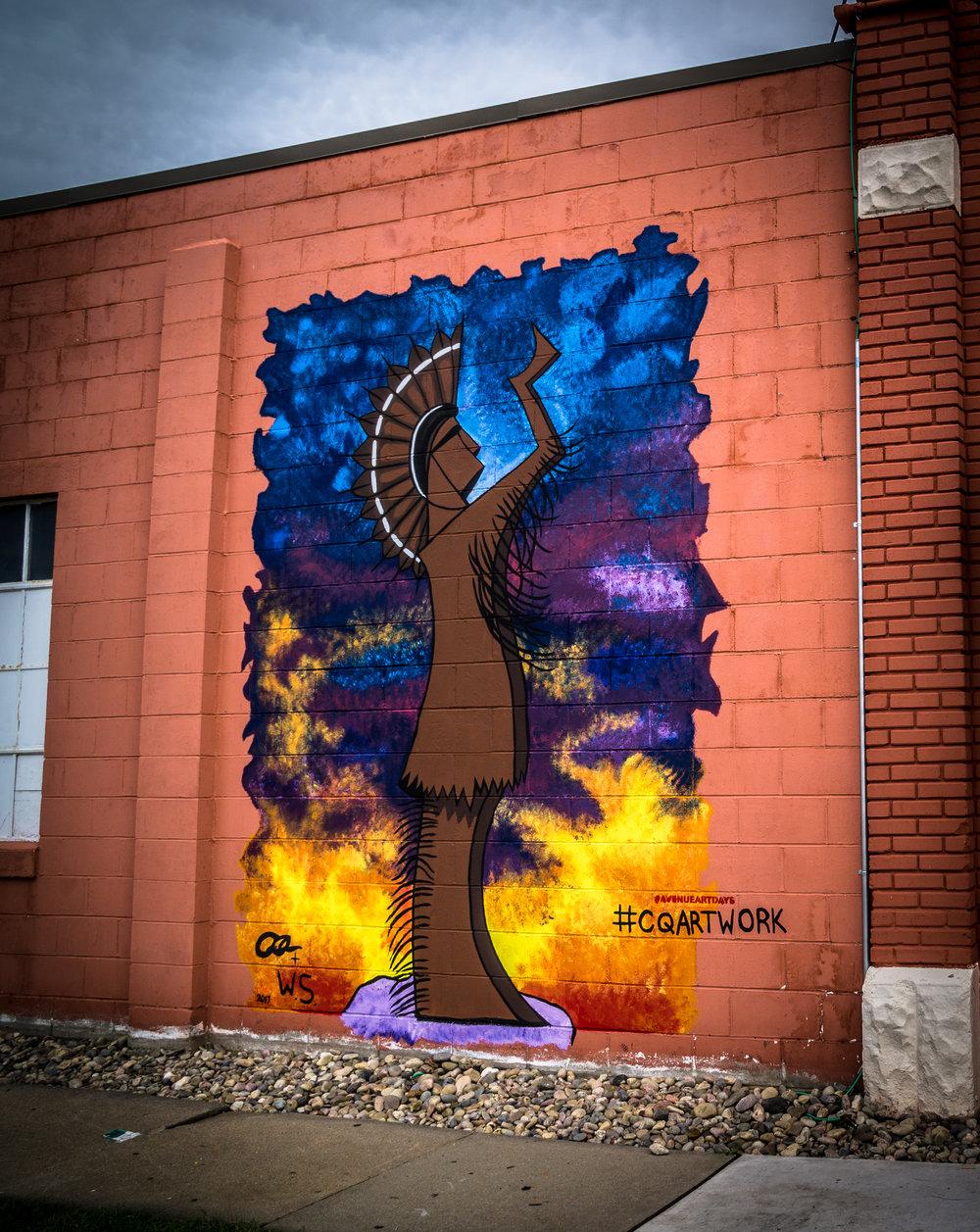 Wichita Murals