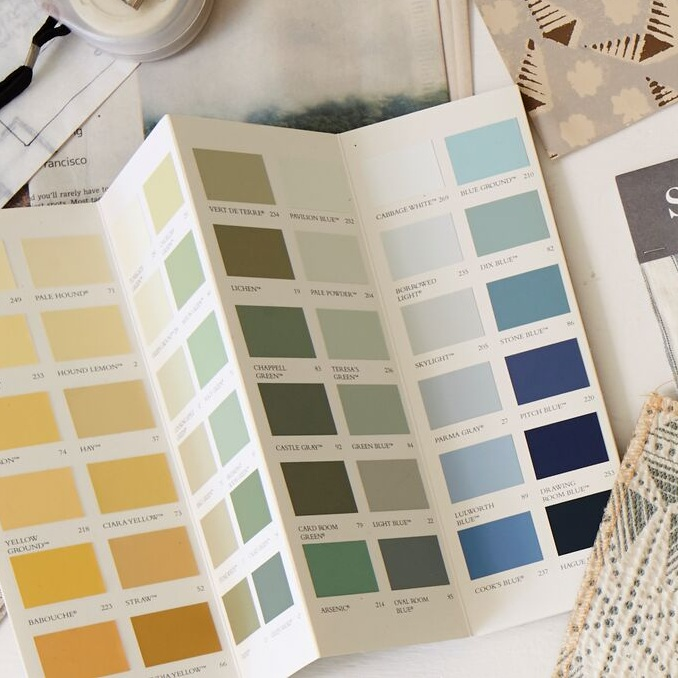 paint color consulting -