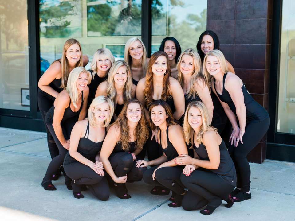 Cottonwood Road Photography- Pure Barre Allen & McKinney, Texas Team