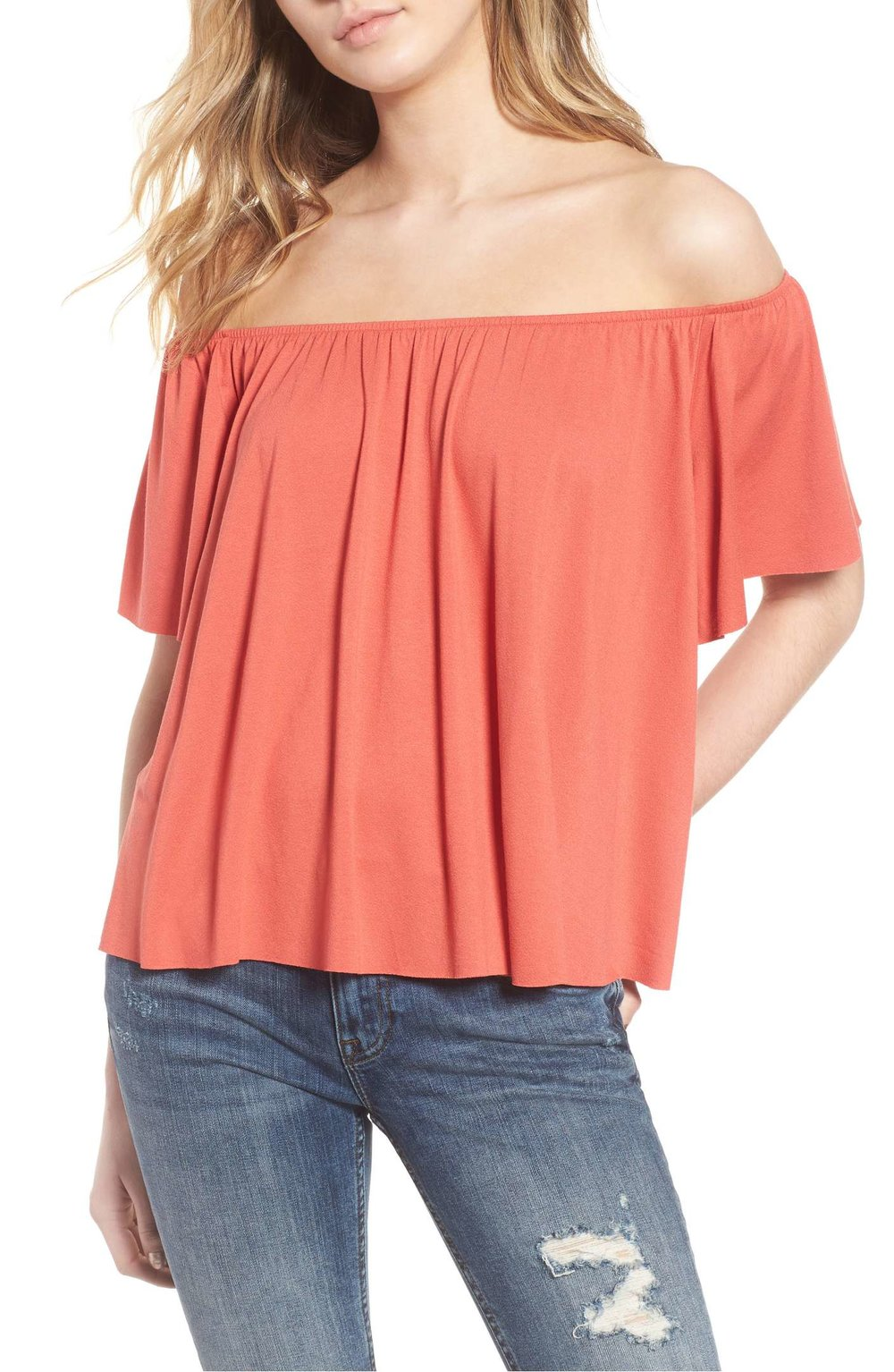 BP Off the Shoulder Top