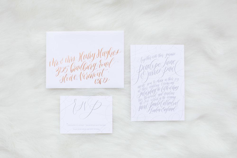 Custom Handlettering