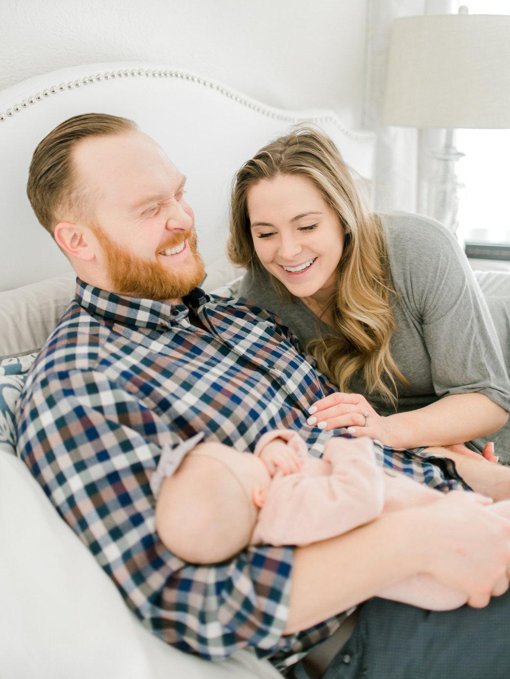 Family Portraits, Newborn Session