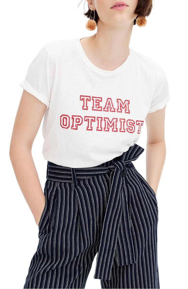 J.Crew Team Optimist Tee, Nordstrom, J.Crew