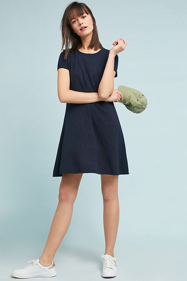 Three Dots Susan Pocketed Dress | Anthropologie