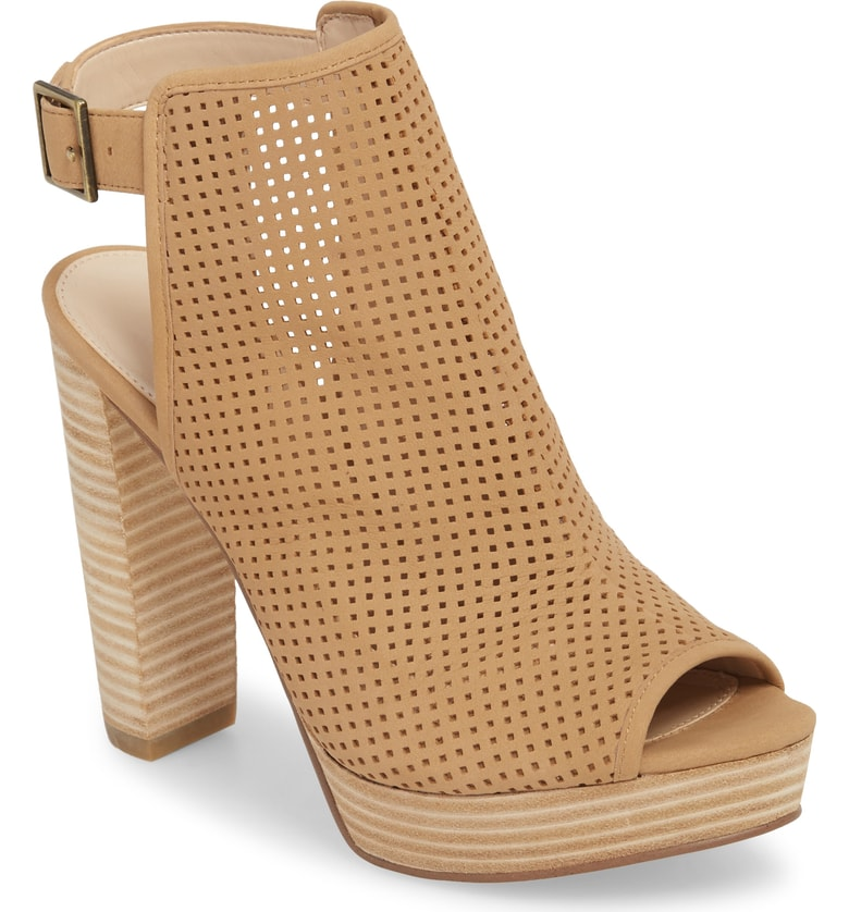 Pelle Moda Paityn Platform Sandal