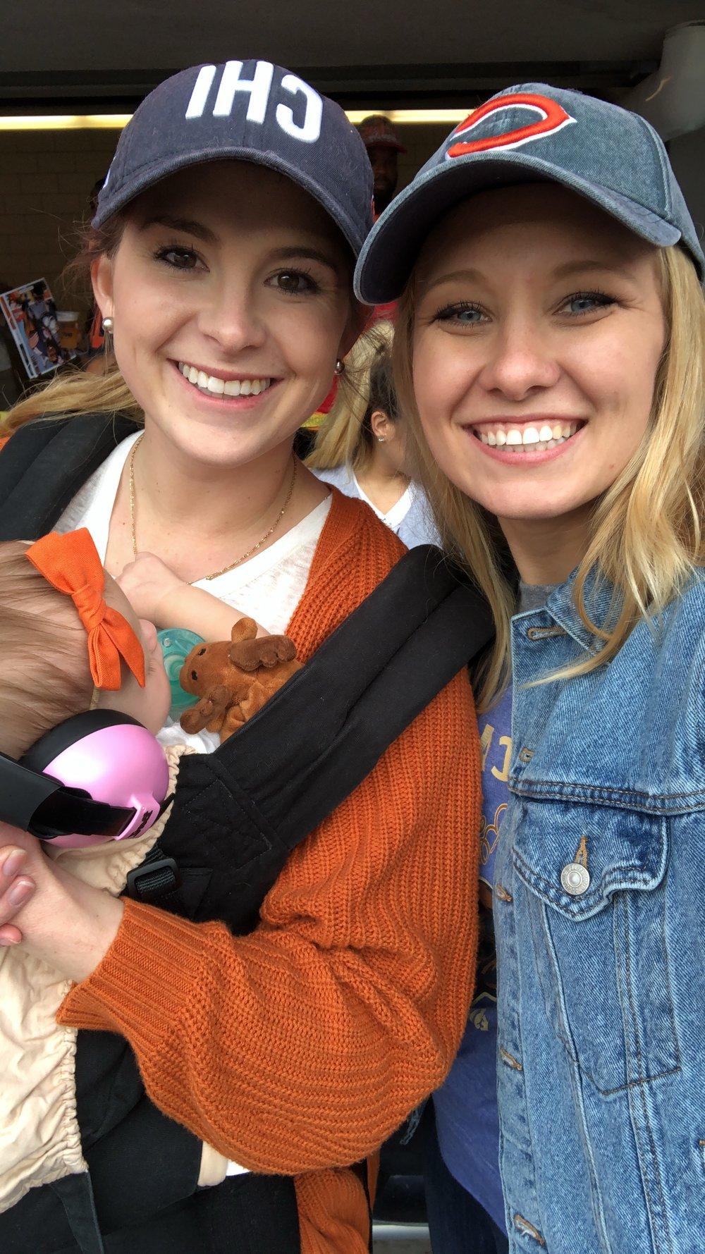 Buccaneers and Bears, NFL Season, 2018 Football Season, Lifestyle Blogger