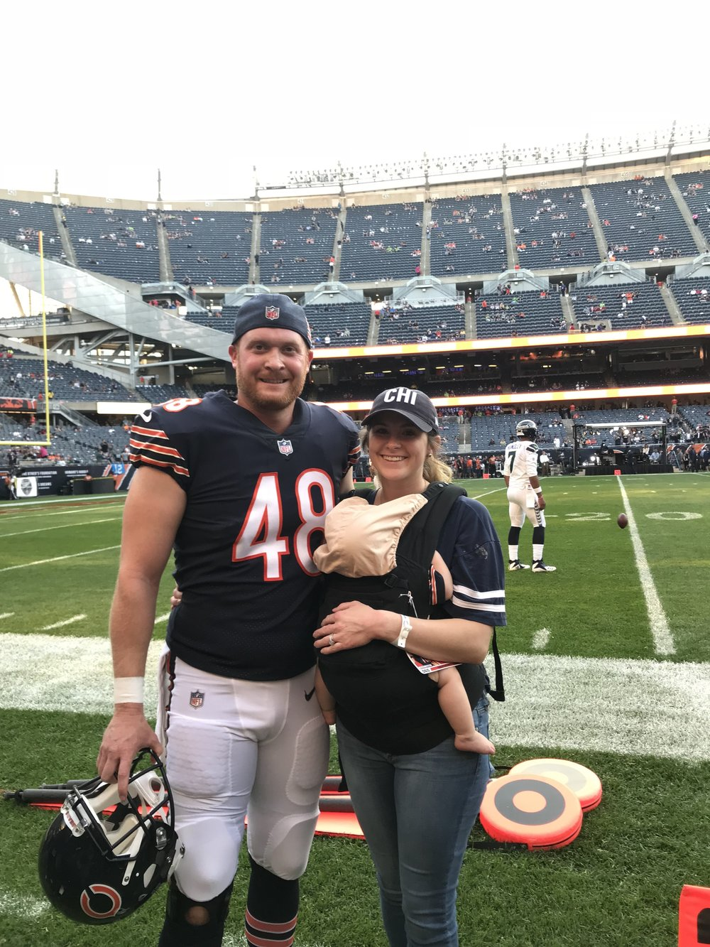 Soldier Field, Family Picture