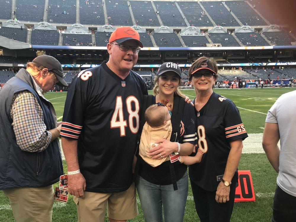Seahawks vs. Bears, MNF, Monday Night Football