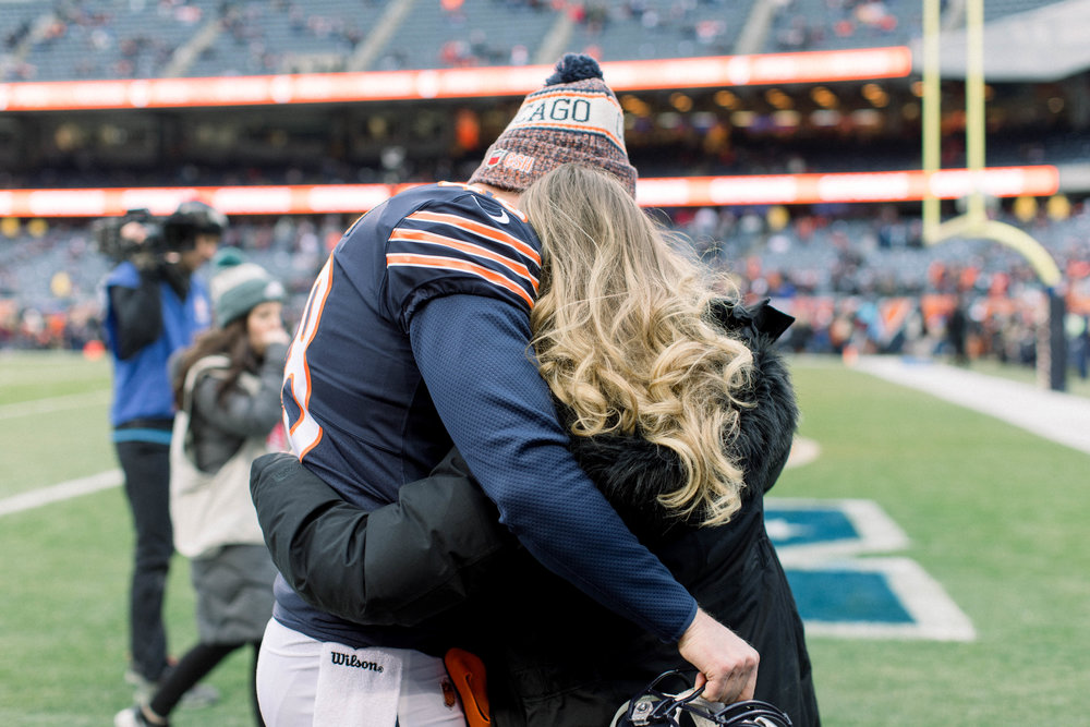 Chicago Bears Family