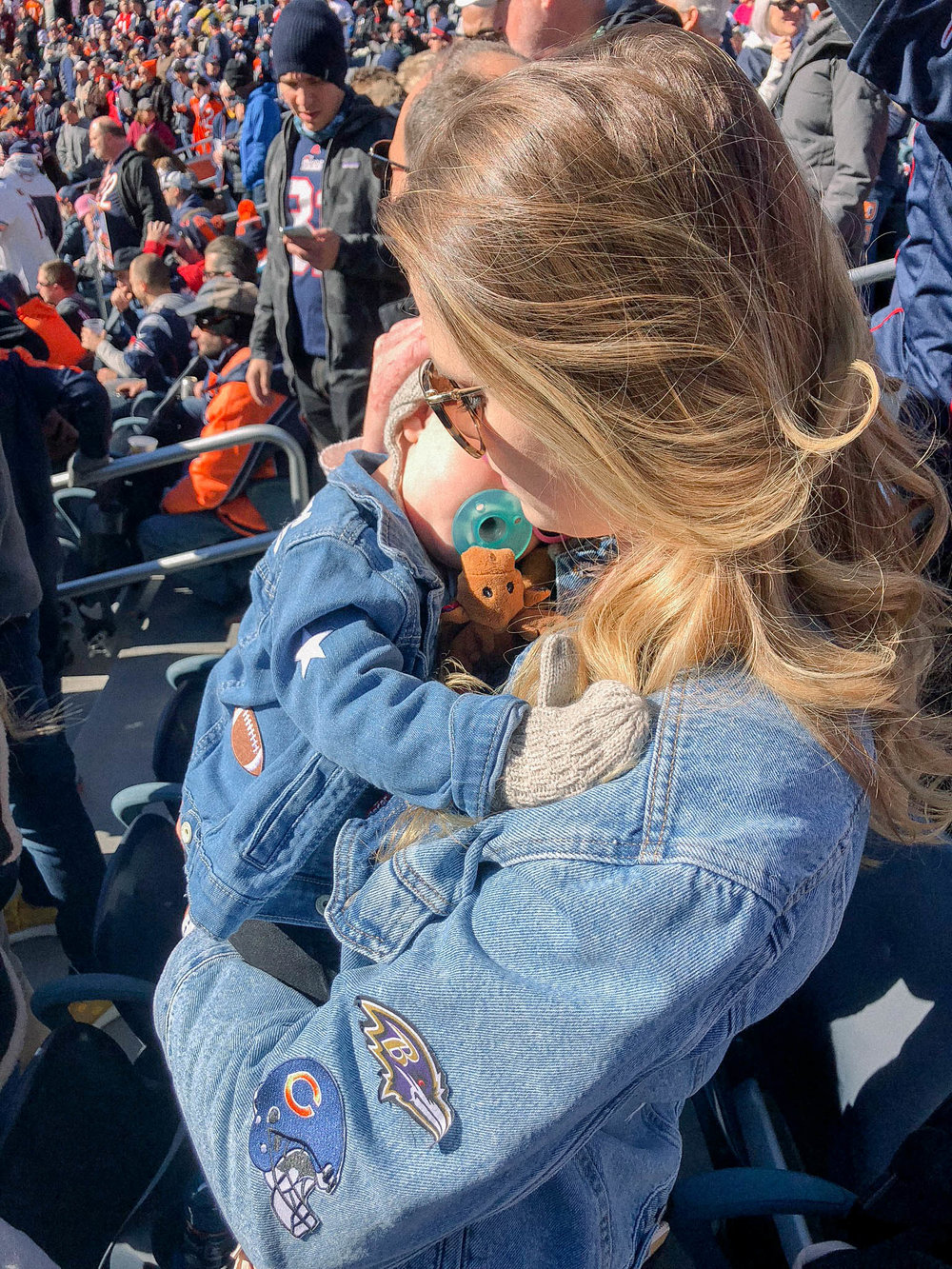 Chicago Bears Game Days