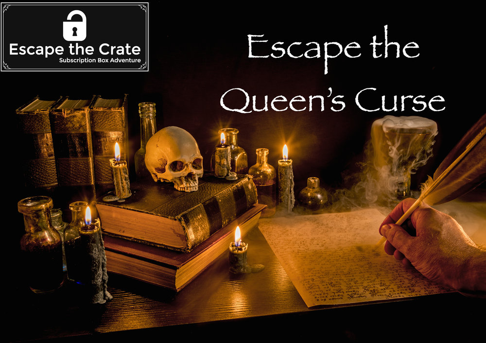 Travel back in time to brew an antidote to save the first Queen Elizabeth from a terrible poison. - Click on the logo for more details