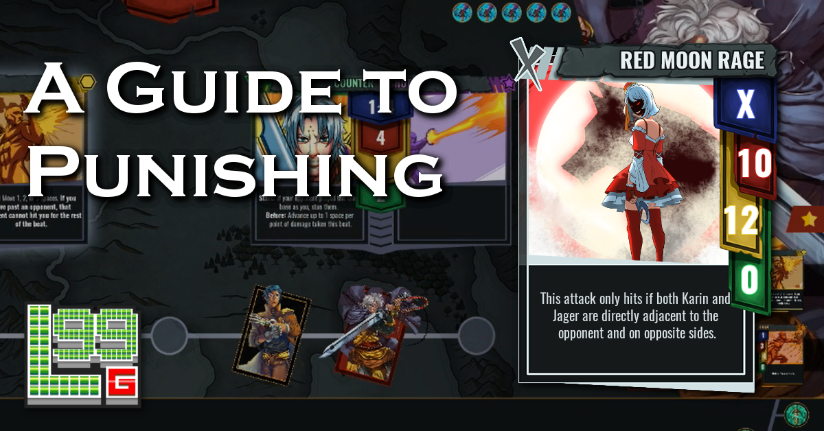 Advanced Tech A Guide To Punishing In BattleCON Level 99 Games
