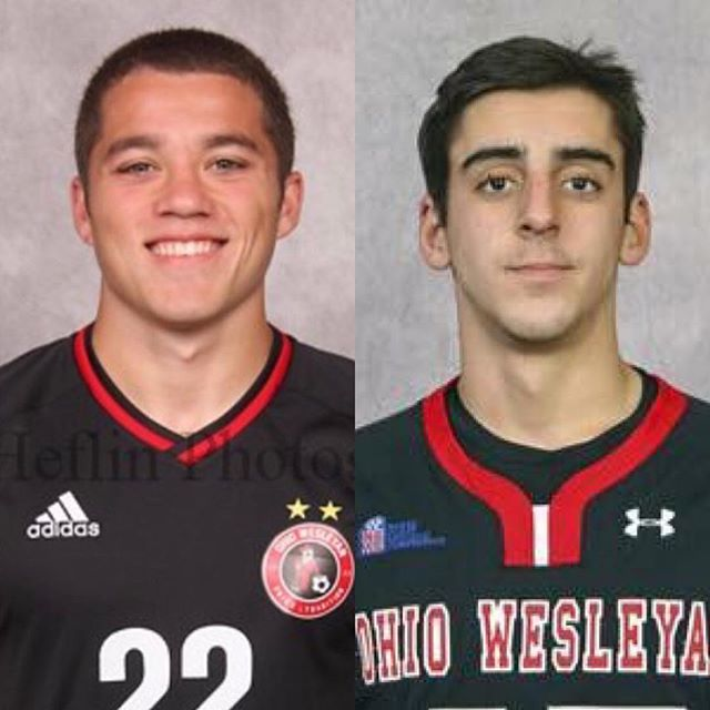 Wishing Happy Birthdays to two of our favorite dudes Jack Shadoan '19 and Tyler McTague '20!