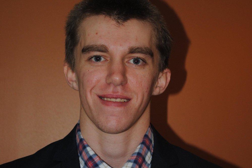 Garrett Voigt |  Graduate Relations