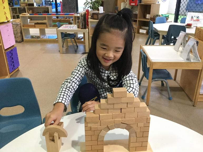 Building Roman Arch