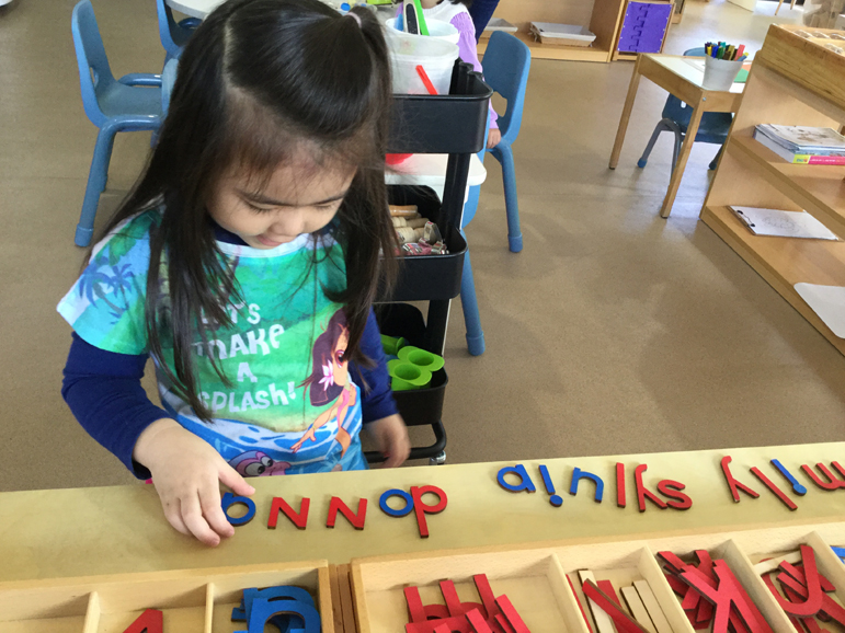 Forming Words