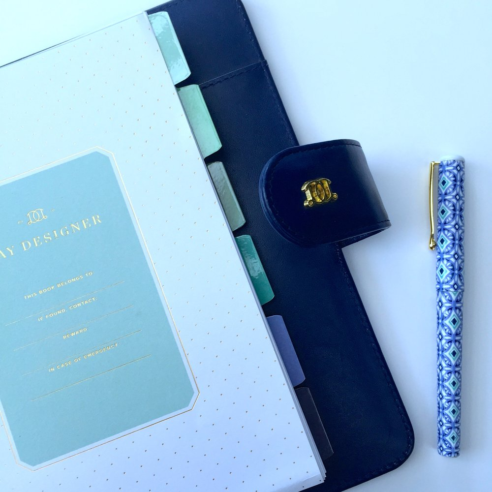 Day Designer Planner Review || One Book Blog
