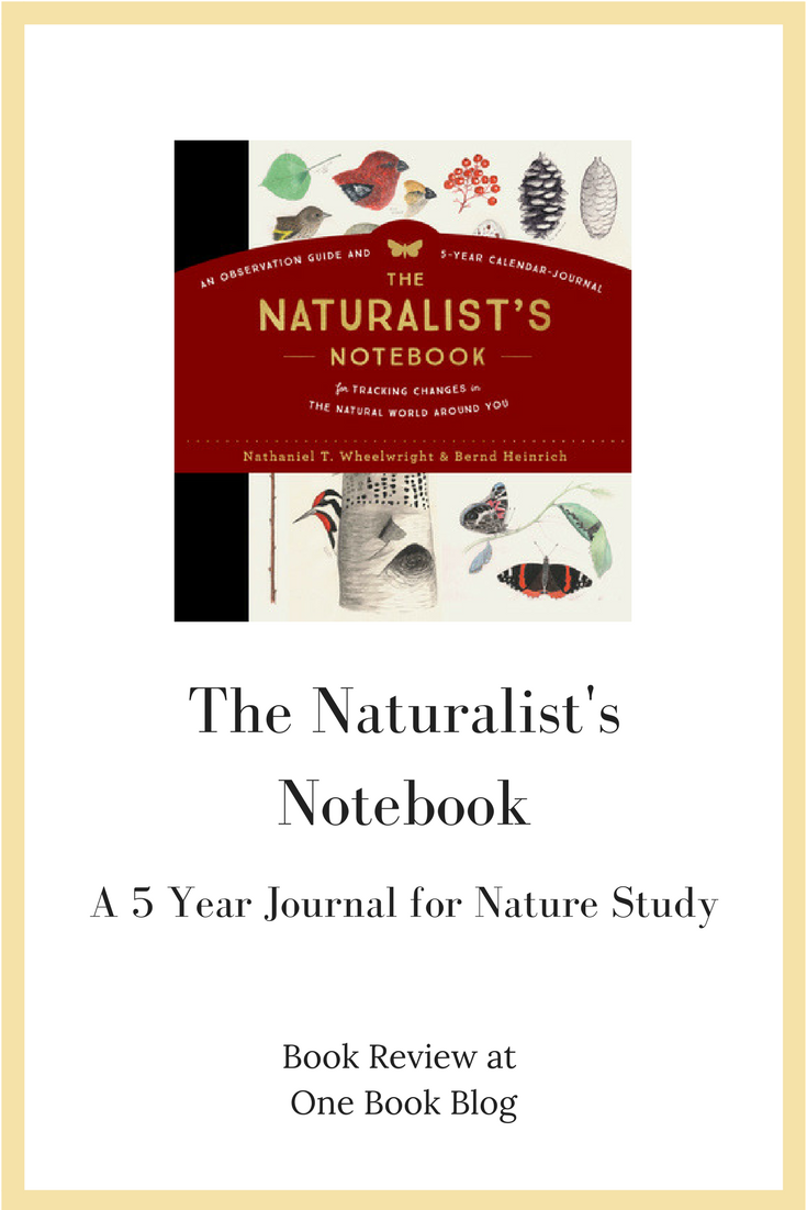 Book Review: The Naturalist's Notebook || Words With Jennifer