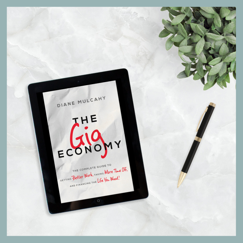 The Gig Economy by Diane mulcahy. What you need to know to succeed and thrive in the gig economy.