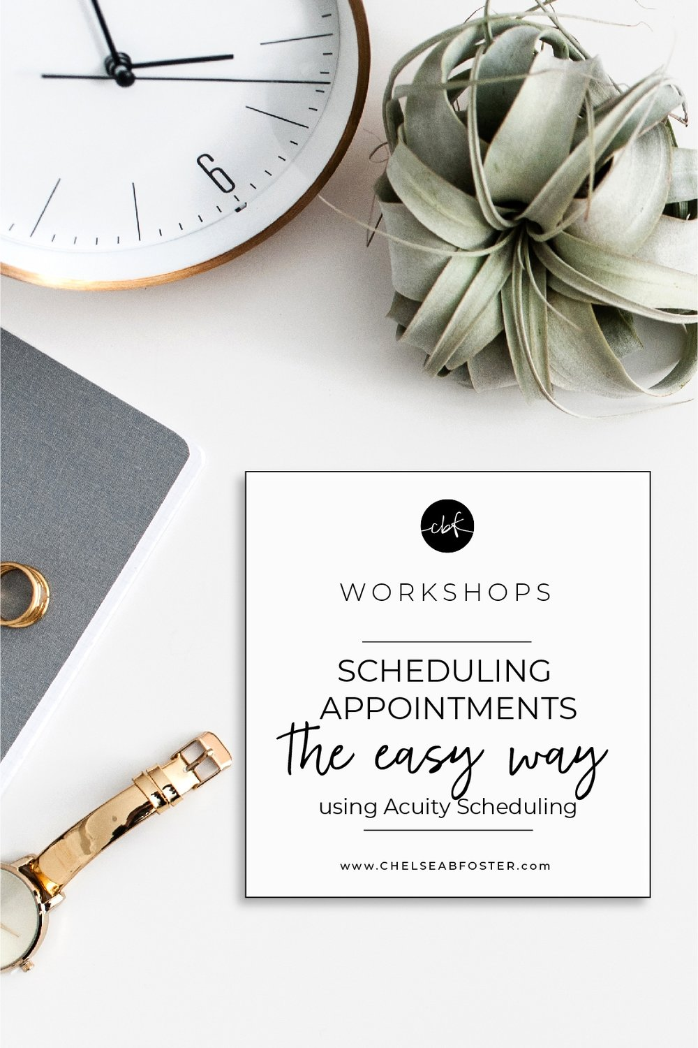 Scheduling Appointments - The Easy Way - using Acuity Scheduling