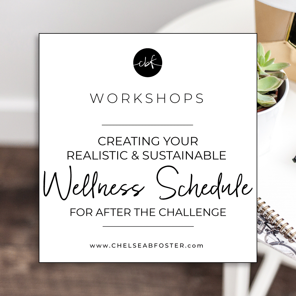 Creating a Wellness Routine | www.TheEmpoweredBossLab.com