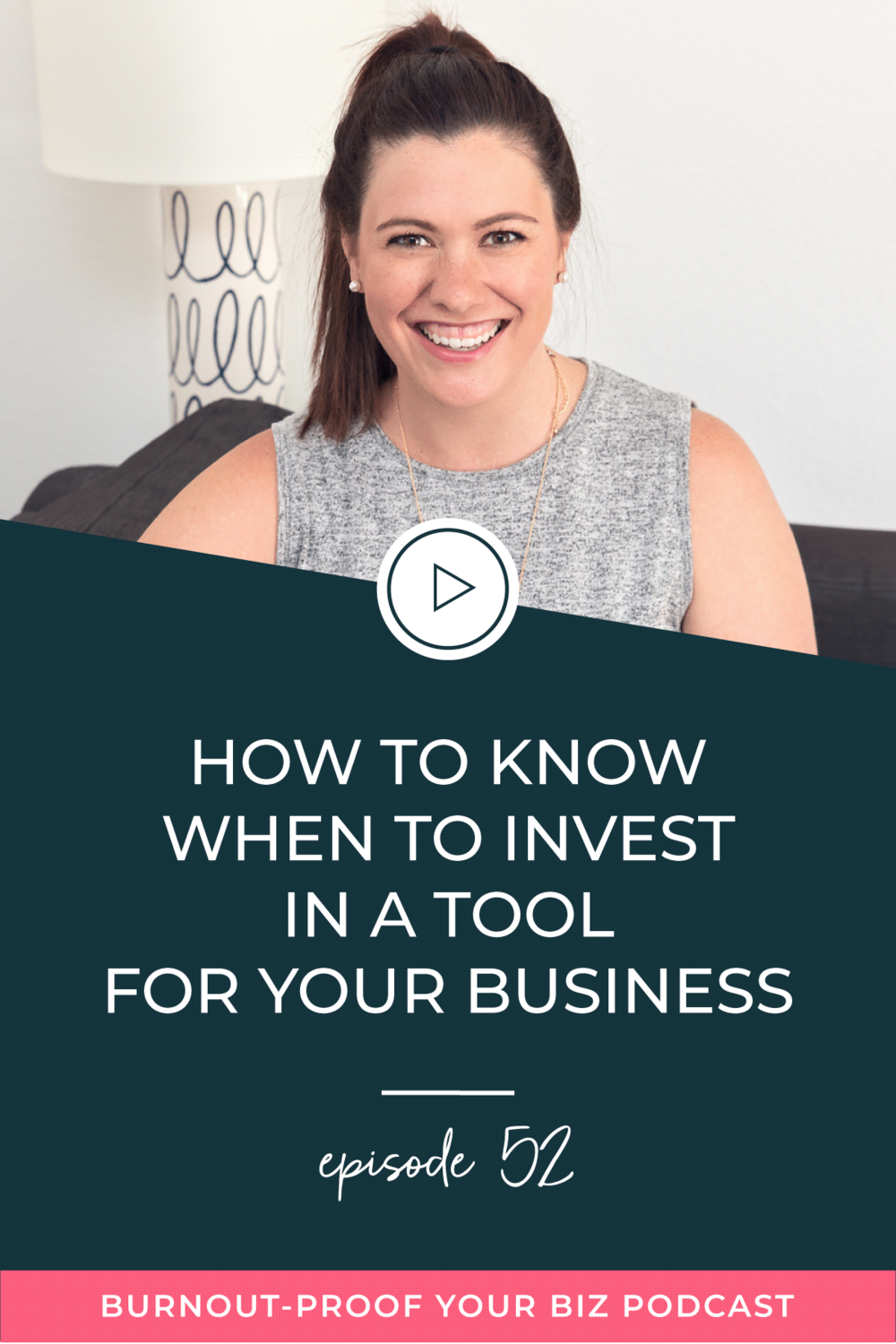 Burnout-Proof Your Biz Podcast with Chelsea B Foster | Episode 052 - How to Know When to Invest In a Tool for Your Business | Learn how to run your biz and live your dream life on your own terms without the fear of burnout.  Business Coach | Workflow & Productivity Specialist | Free vs. Paid Apps for Your Business | Free Trials + When to Upgrade | Investing in Your Business | Growth Strategy | Overwhelmed | Stressed-out | Journaling Activity | Creative Entrepreneur | Creative Influencer | Productivity | Dream life | Freedom Lifestyle | Having a business that supports your dream life |