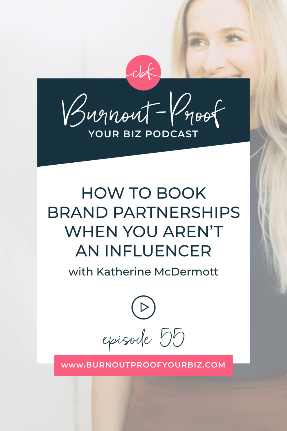 HOW TO BOOK BRAND PARTNERSHIPS WHEN YOU AREN'T AN INFLUENCER on Burnout-Proof Your Biz Podcast with Chelsea B Foster | Episode 051 - Turning Your Creative Outlet Into a Business that You Love with Ashley Hasty of Hasty Book List | Learn how to run your biz and live your dream life on your own terms without the fear of burnout. |||  FINDING YOUR CREATIVE OUTLET | HOBBY TO BUSINESS | HOBBY OR BUSINESS | CREATING A BUSINESS YOU LOVE | FINDING JOY | SPARK JOY | WHAT TO DO WHEN YOU'RE BURNING OUT | LETTING GO OF SOMETHING YOU LOVE BUT ISN'T WORKING | GOING FROM PART-TIME BLOGGER TO FULL-TIME BLOGGER | BLOGGER ORGANIZATION | ORGANIZATION FOR BLOGGERS | HOW TO ORGANIZE YOUR CONTENT CALENDAR | HOW TO TURN YOUR HOBBY OF READING INTO A BUSINESS | BUSINESS COACH | WORKFLOW & PRODUCTIVITY SPECIALIST | SYSTEMS & ORGANIZATION SPECIALIST FOR COACHES | ADD MORE FREEDOM TO YOUR LIFE | BUSINESS COACH FOR BLOGGERS